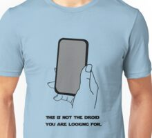 droid you are looking for Unisex T-Shirt