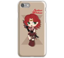Sailor Widow - Avengers iPhone Case/Skin