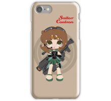 Sailor Coulson - Avengers iPhone Case/Skin