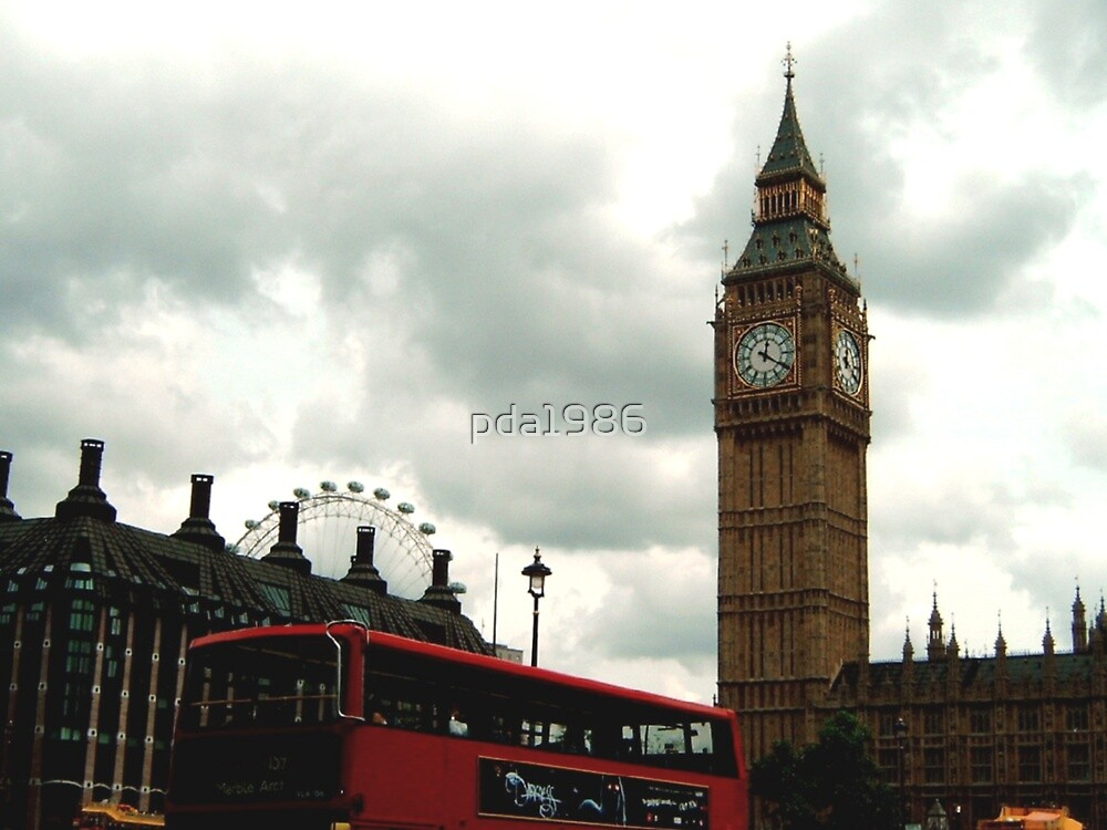 Essence of London by pda1986