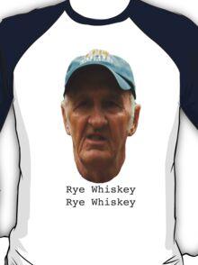 Rye Whiskey  T-Shirt