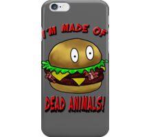 Meat Tastes Good.  iPhone Case/Skin
