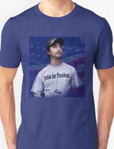 Tickle for President Unisex T-Shirt