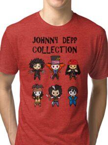 Depp Collection Tri-blend T-Shirt