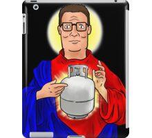 The Propane Savior  iPad Case/Skin