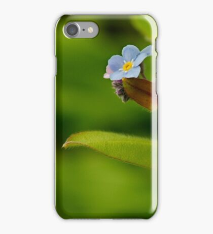 Lost in a Forest of Green iPhone Case/Skin