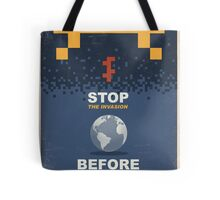 Join the Laser Canon Artillery Tote Bag