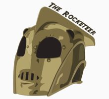 The Rocketeer by Alan Grube