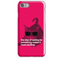 Kitty Warhol iPhone Case/Skin