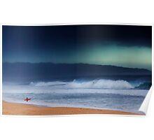 Pipeline Surfer 13 Poster