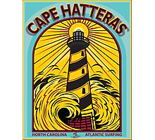 CAPE HATTERAS NORTH CAROLINA SURFING Photographic Print