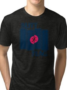 Butt Flag Tri-blend T-Shirt