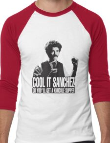 Cool it Sanchez Men's Baseball ¾ T-Shirt