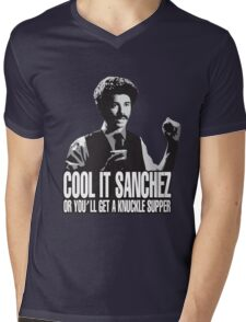 Cool it Sanchez Mens V-Neck T-Shirt
