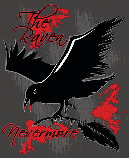 Nevermore by Ameda Nowlin
