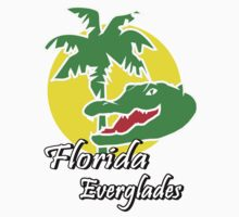 Florida Everglades Kids Tee