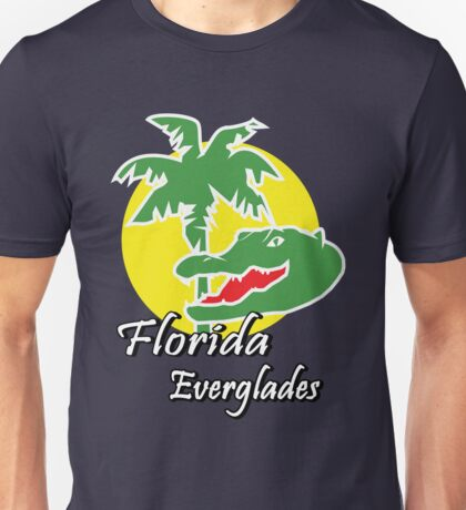 Florida Everglades Unisex T-Shirt