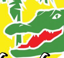 Florida Everglades Sticker