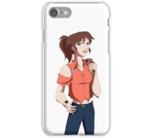 Young Justice Style iPhone Case/Skin