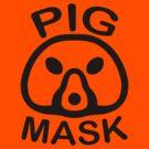 Pigmask (Black) by Studio Momo ╰༼ ಠ益ಠ ༽