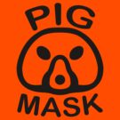Pigmask (Black) by Studio Momo╰༼ ಠ益ಠ ༽