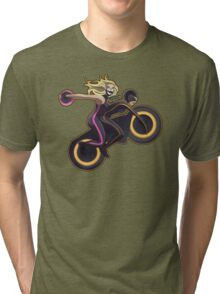 Lightcycle Babes Tri-blend T-Shirt