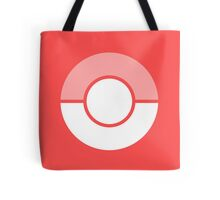 Pokemon Go Pokeball Accessories - Red Tote Bag