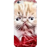 Wild nature - pussy #4 iPhone Case/Skin