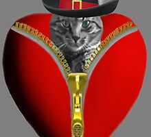 <º))))>< ¸¸.???•*¨ GO AHEAD UNZIP YOUR PURRFECT VALENTINE¸¸.??? <º))))>< •*¨  by ✿✿ Bonita ✿✿ ђєℓℓσ