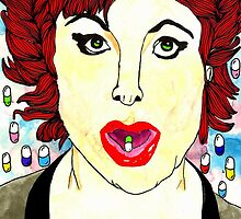 Ruby Wax! by ClippityClopArt