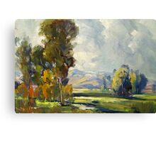 California Landscape 118 Canvas Print