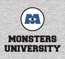 Monsters University by Frazer Varney