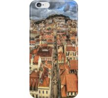 Streets Of Lisbon iPhone Case/Skin