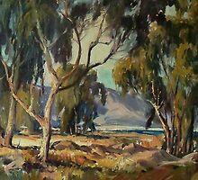 California Landscape 123 by Max DeBeeson