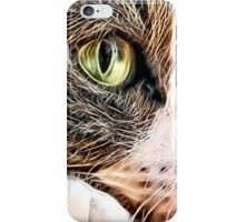 Wild nature - pussy #7 iPhone Case/Skin