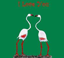 Bird In Love Valentine Day Special by NikunjVasoya