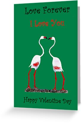 Bird In Love Valentine Day Special by NikunjVasoya
