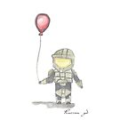 Master Chief&#x27;s Balloon by Raccoon-god