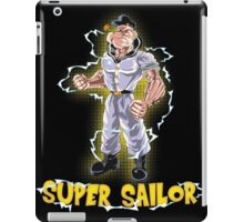 Super Sailor iPad Case/Skin