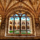 Cloisters Of Monastery dos Jeronimos by manateevoyager