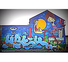 Mural Photographic Print