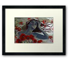 Romance Echo Framed Print
