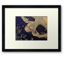 The Story of the Sixth Sense Framed Print
