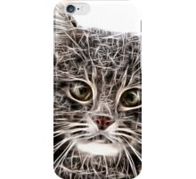 Wild nature - pussy #6 iPhone Case/Skin