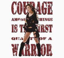Courage by docdoran