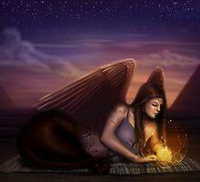 Sphinx by ChelseaRose
