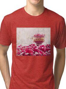 Pomegranate Tri-blend T-Shirt
