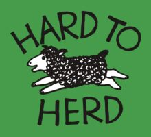 Hard to Herd Baby Tee