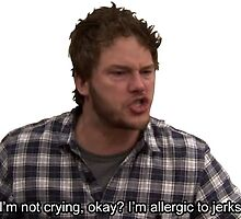 Andy Dwyer- Allergic to jerks by ICE COLD