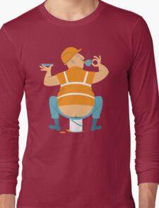 Builder's Tea Long Sleeve T-Shirt